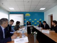 Проведение «Дня открытых дверей» для субъектов предпринимательства района в с. Новоишимское